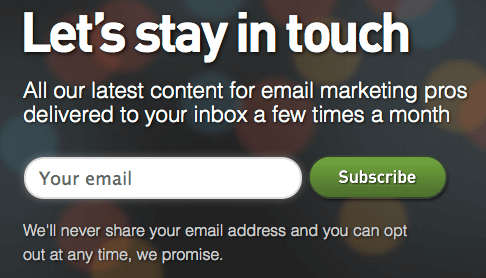 Email-Form